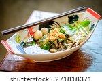Thai Noodle Soup  Kuay Tiew...