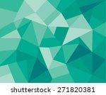 triangular pattern   Shutterstock .eps vector #271820381