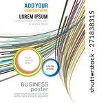 illustration for your business... | Shutterstock .eps vector #271838315