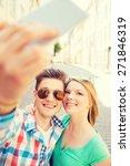 travel  vacation  technology... | Shutterstock . vector #271846319