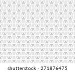 rhythm soft gray color mosaic...   Shutterstock .eps vector #271876475