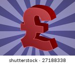 british uk pounds currency... | Shutterstock . vector #27188338