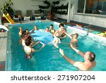 lugano  switzerland   12... | Shutterstock . vector #271907204