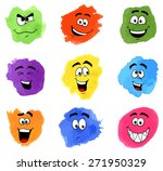 vector illustration of color... | Shutterstock .eps vector #271950329
