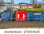 Lifebuoy Enclosed In Plastic...