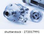 backflow preventer and ball... | Shutterstock . vector #272017991