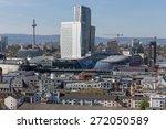 frankfurt am main germany... | Shutterstock . vector #272050589