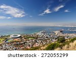 mouille point seen from signal... | Shutterstock . vector #272055299