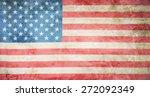 flag of usa | Shutterstock . vector #272092349