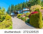 big custom made luxury  modern... | Shutterstock . vector #272120525