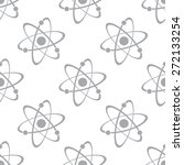 atom pattern | Shutterstock . vector #272133254