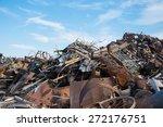 scrap metals | Shutterstock . vector #272176751