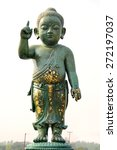 The Important Buddha Baby...