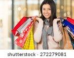 shopping  christmas  women.