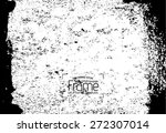 grunge frame   abstract texture.... | Shutterstock .eps vector #272307014