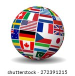 travel  services and... | Shutterstock .eps vector #272391215