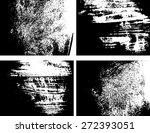 grunge texture. distress... | Shutterstock .eps vector #272393051
