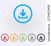 download icon   color . vector...