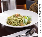 Italian Pasta With Salmon And...