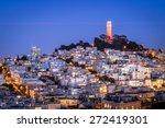 San Francisco Cityscape And...