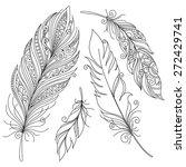 vector peerless decorative... | Shutterstock .eps vector #272429741
