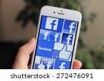 sarajevo   bosnia and... | Shutterstock . vector #272476091