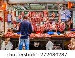 Hong Kong   March 30  Butchers...