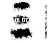 blot   illustration 20 | Shutterstock .eps vector #272503727