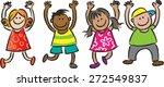 kids | Shutterstock .eps vector #272549837