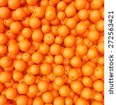 A Pile Of Orange