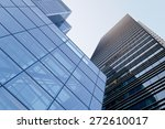 corporate buildings in london | Shutterstock . vector #272610017