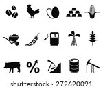 commodities trading market... | Shutterstock .eps vector #272620091
