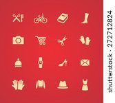 accessories icons universal set ... | Shutterstock .eps vector #272712824