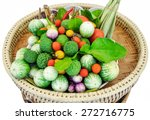Thai Homegrown Vegetables In...