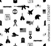 american veterans day...   Shutterstock .eps vector #272726207