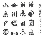 manage icon | Shutterstock .eps vector #272841641