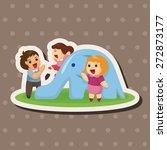 family theme elements   Shutterstock .eps vector #272873177