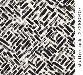 vector seamless pattern.... | Shutterstock .eps vector #272880407