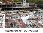 construction site | Shutterstock . vector #27292783