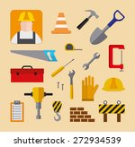 quality builders   construction ... | Shutterstock .eps vector #272934539