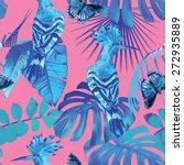 Blue Birds  Butterflies And...