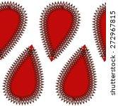 abstract seamless pattern | Shutterstock . vector #272967815