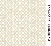 wavy seamless pattern....   Shutterstock . vector #273004931