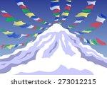 pray for nepal  mountain...