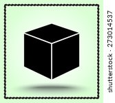 box sign icons  vector... | Shutterstock .eps vector #273014537