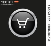 put in shopping cart. icon.... | Shutterstock .eps vector #273197051