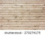 Horizontal Striped Wooden Used...