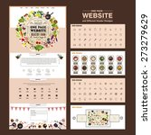 adorable one page website...