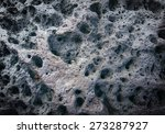 rock lava formation in lanzarote | Shutterstock . vector #273287927