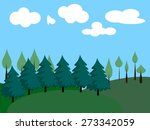 bright weather | Shutterstock . vector #273342059